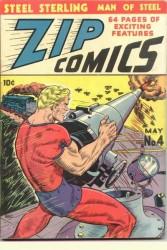 Zip Comics #4