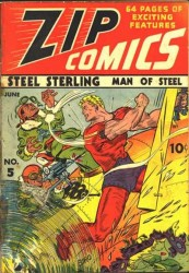 Zip Comics #5