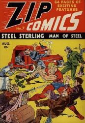 Zip Comics #7
