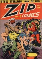 Zip Comics #8