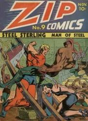 Zip Comics #9