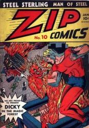 Zip Comics #10