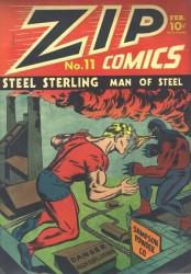 Zip Comics #11