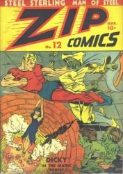 Zip Comics #12