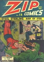 Zip Comics #13