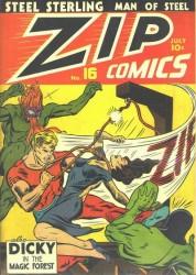 Zip Comics #16