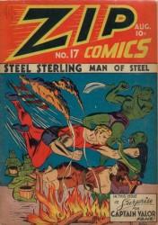 Zip Comics #17