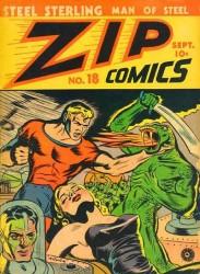 Zip Comics #18