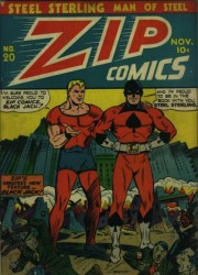 Zip Comics #20