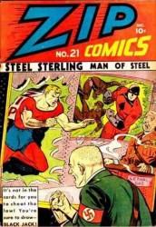 Zip Comics #21