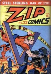 Zip Comics #22