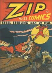 Zip Comics #23