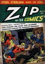 Zip Comics #24
