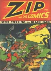 Zip Comics #25