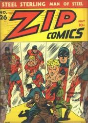 Zip Comics #26