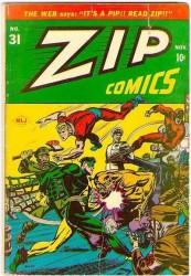 Zip Comics #31