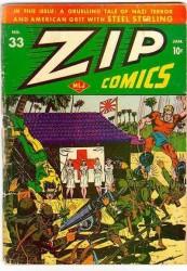 Zip Comics #33
