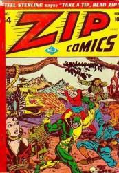 Zip Comics #34