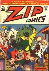 Zip Comics #35