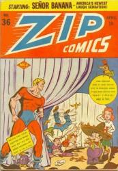 Zip Comics #36
