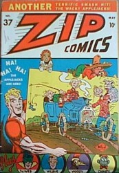 Zip Comics #37