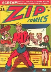 Zip Comics #38