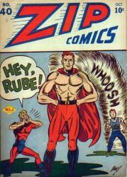 Zip Comics #40