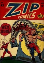 Zip Comics #43