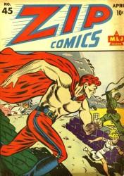 Zip Comics #45