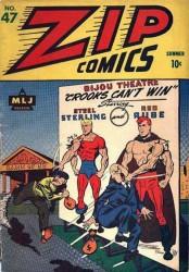 Zip Comics #47