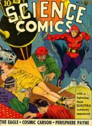 Science Comics #1