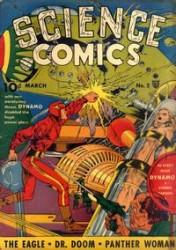 Science Comics #2