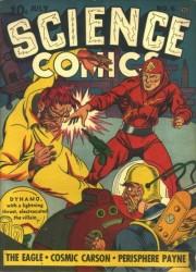 Science Comics #6