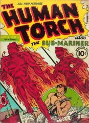 Human Torch #2