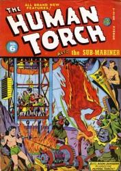 Human Torch #6