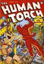 Human Torch #8