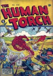 Human Torch #9