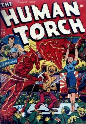 Human Torch #12