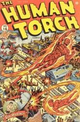 Human Torch #16
