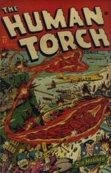 Human Torch #17