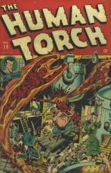 Human Torch #19
