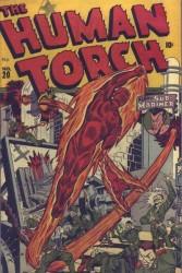 Human Torch #20