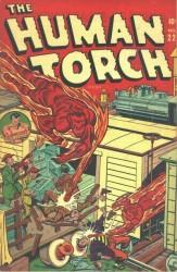 Human Torch #22