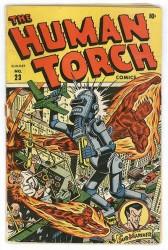 Human Torch #23