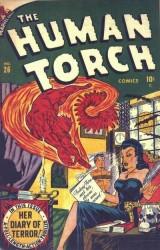 Human Torch #26