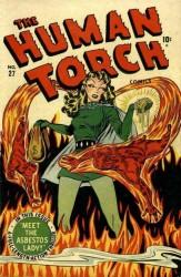 Human Torch #27