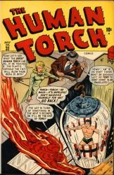 Human Torch #31