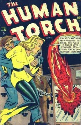 Human Torch #32