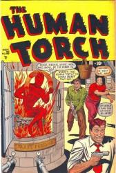 Human Torch #33