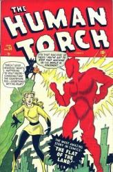 Human Torch #34